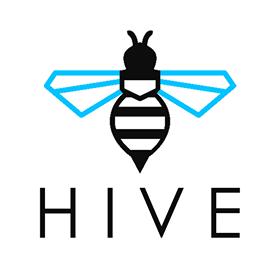 Logo of Mens ultimate frisbee team HIVe