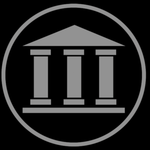 Picture of a greek like structure to represent out ethos